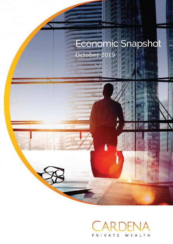 Economic Snapshot October 2019