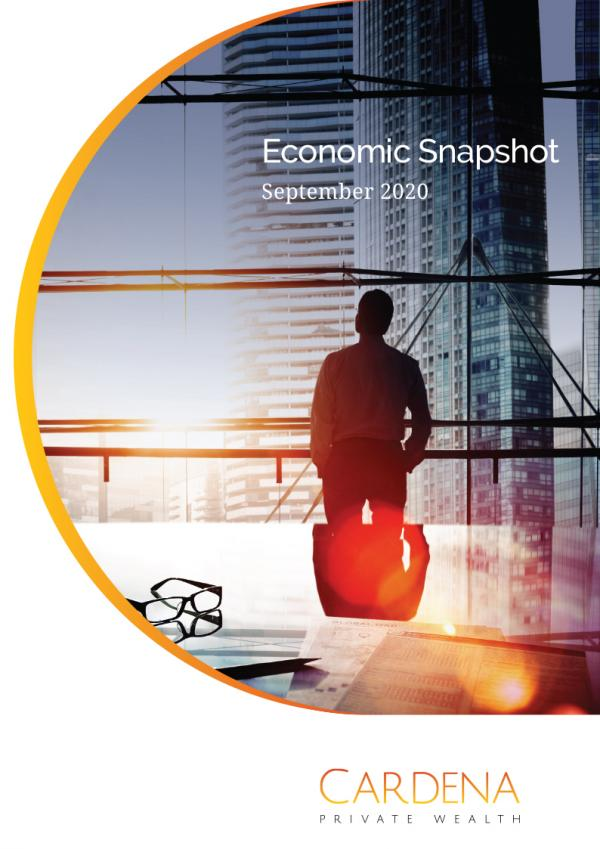 Economic Snapshot September 2020